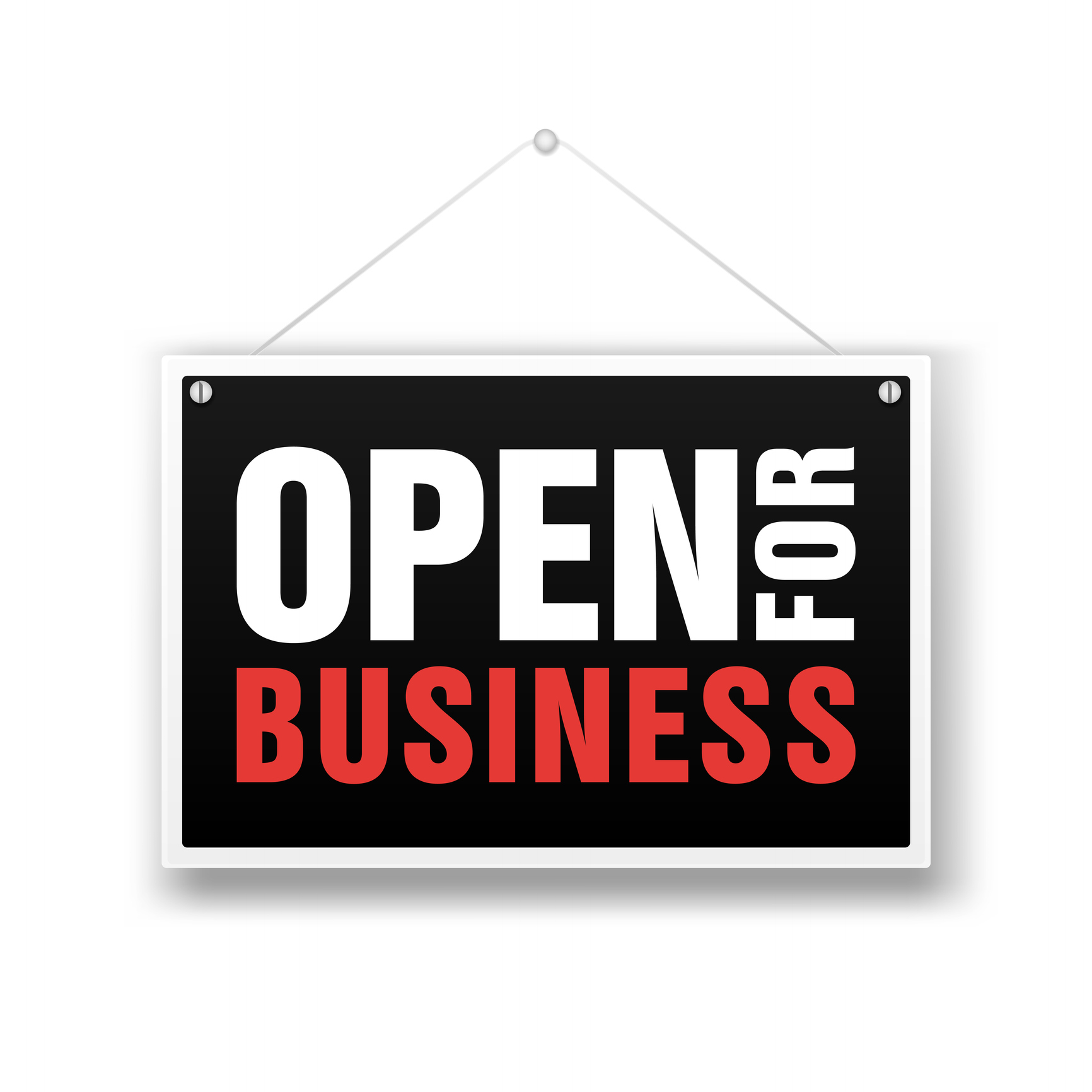 Open for Business 2