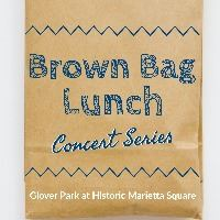 Brown Bag Lunch Icon