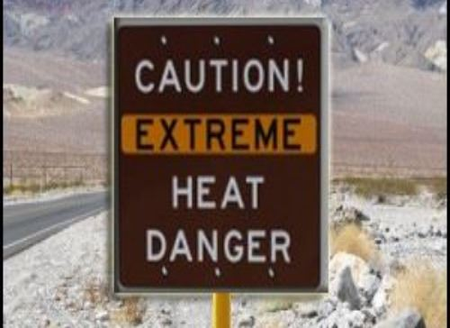 Extreme Heat Danger