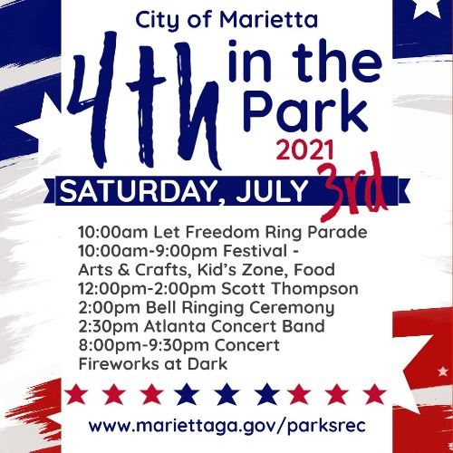 IG 4th in the Park 2021