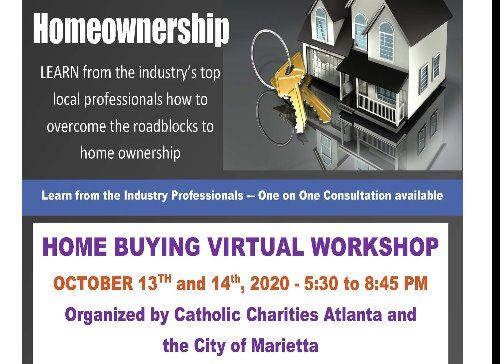 City of Marietta homebuyer flyer
