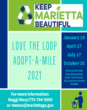 love the loop 2021