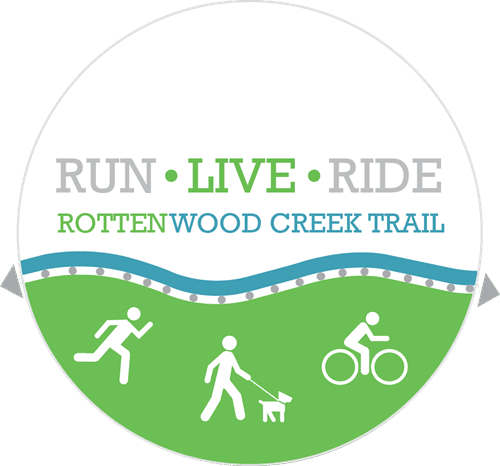 Run. Live. Ride. Rottenwood Creek Trail.