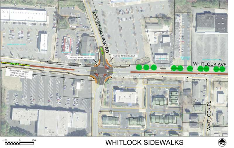 Whitlock Sidewalk Layout 5