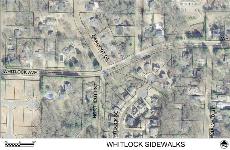 Whitlock Sidewalk Layout 1