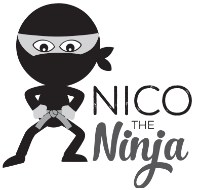 Nico the Ninja Logo