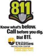 811 Graphic and Contact Information