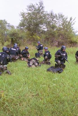 SWAt Medic Training