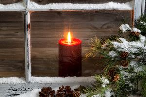Holiday Candle Safety