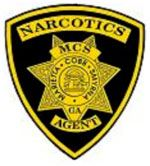 Narcotics Badge