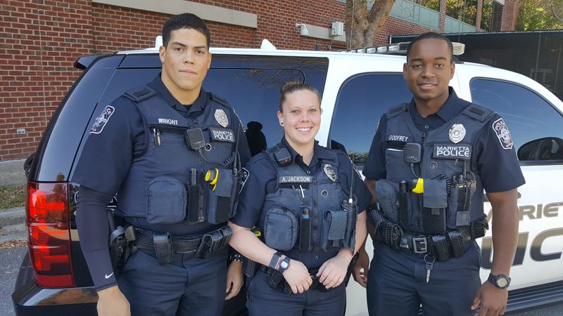 Vest Carriers with Bodycam