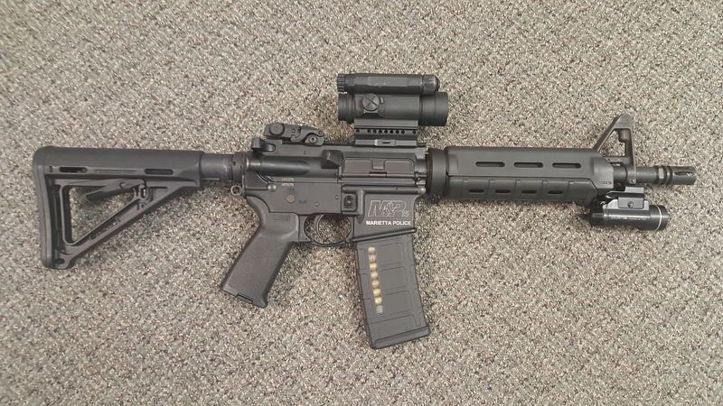 Smith & Wesson M&P-15 Rifle