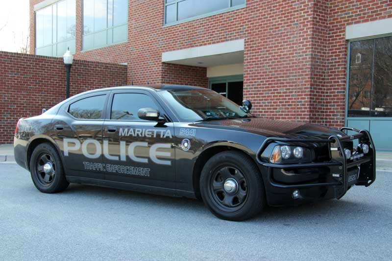 Dodge Charger (Traffic Enforcement)