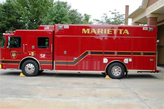 2008 RVI Heavy Rescue