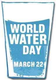 World Water Day Pic