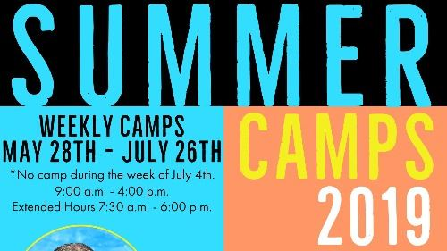 Summer Camps Flyer