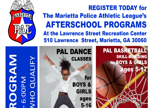 PAL Youth Programs 2019-2020