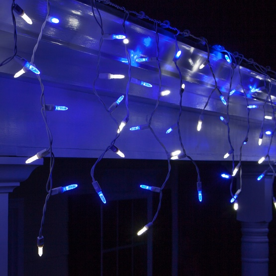 blue white LED lights