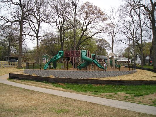 Lewis Playground Equipment