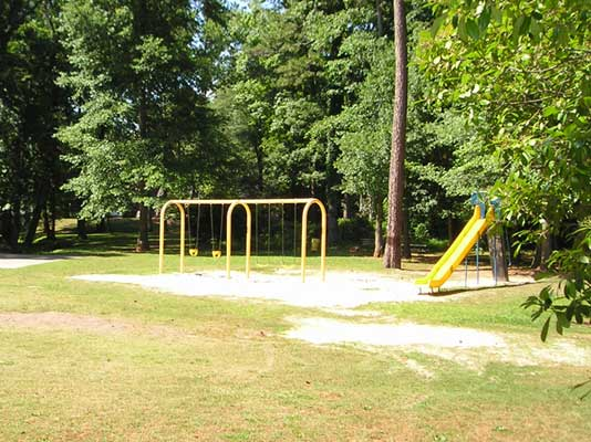 West Dixie Park Playground