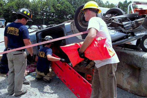 Advanced Stabilization and Extrication Drill